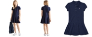 Polo Ralph Lauren Big Girls Polo Dress