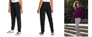 Champion Women's Powerblend Logo Full Length Joggers