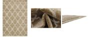 Bridgeport Home Pashio Pas2 Light Brown Area Rug Collection