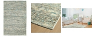 "Kaleen Cord CRD01-78 Turquoise 3'6"" x 5'6"" Area Rug"