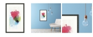 """Paragon Picture Gallery Paragon Something II Framed Wall Art, 32"""" x 20"""""""