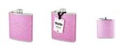 True Brands Blush Sparkletini 6 Oz Party Flask