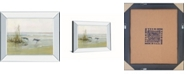"Classy Art Early Risers I by Sally Swatland Mirror Framed Print Wall Art, 22"" x 26"""