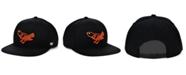 '47 Brand Boys' Baltimore Orioles Basic Coop Snapback Cap
