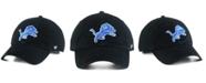 '47 Brand Detroit Lions CLEAN UP Strapback Cap
