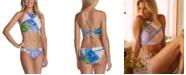 Raisins Juniors' High-Neck Bikini Top & Bottoms