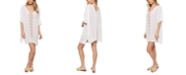 O'Neill Juniors' Francis Embroidered Cover-Up Dress