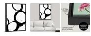 "GreatBigCanvas 'Somer Saults III' Framed Canvas Wall Art, 30"" x 40"""