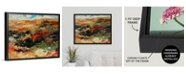 """GreatBigCanvas 30 in. x 24 in. """"Out in Nature"""" by  Jodi Maas Canvas Wall Art"""