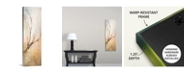 "GreatBigCanvas 12 in. x 36 in. ""Seasons II"" by  Kari Taylor Canvas Wall Art"