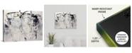 """GreatBigCanvas 24 in. x 18 in. """"Linear Space"""" by  Jodi Maas Canvas Wall Art"""