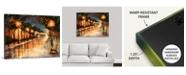 "GreatBigCanvas 40 in. x 30 in. ""Halos In The Rain"" by  Farrell Douglass Canvas Wall Art"