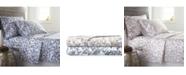 Southshore Fine Linens Forevermore Luxury Cotton Sateen 4 Piece Extra Deep Pocket Sheet Set, California King