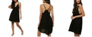 O'Neill Juniors' Salt Water Solids Cover-Up Dress