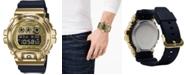 G-Shock Men's Digital Black Silicone Strap Watch 50mm