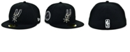 New Era San Antonio Spurs The Circle Patch 59FIFTY-FITTED Cap