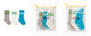 Cheski Sock Company Baby Boy Mixed Classic Athletic Knee Socks, Pack of 3