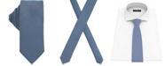 Hugo Boss BOSS Men's Light Pastel Blue Tie