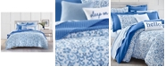 Charter Club Filigree 300-Thread Count Twin Duvet Set, Created for Macy's