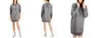 Michael Kors Logo Hoodie Dress