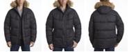 Perry Ellis Men's Puffer Snorkel Jacket