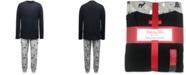 Family Pajamas Matching Men's Woodland-Print Family Pajama Set, Created for Macy's