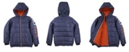 Tommy Hilfiger Little Boys Sleeve Hit Jacket