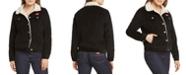 Dickies Juniors' Corduroy Fleece Jacket