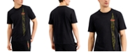 HUGO Boss Men's Dalamari Flame Logo T-Shirt, Created for Macy's