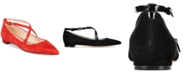 Nine West Anastagia Strappy Pointed-Toe Flats