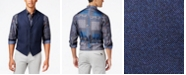 Tallia Men's Navy Vest