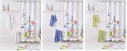 """bluebellgray Tetbury Meadow 72"""" Square Shower Curtain"""
