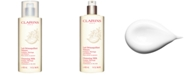 Clarins Cleansing Milk with Gentian for Combination to Oily Skin, 14.0-oz.