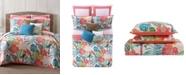 Oceanfront Resort Coco Paradise Twin XL Quilt Set