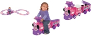 Kiddieland Disney Minnie Mouse Ride On Motorized Train With Track