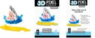 Areyougame 3D Pixel Puzzle - Shark