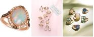 Le Vian Opal (2-1/5 ct. t.w.) & Diamond (1/2 ct. t.w.) Ring in 14k Rose Gold