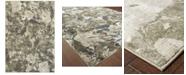 "Oriental Weavers Rowan 537E Gray/Ivory 5'3"" x 7'6"" Area Rug"