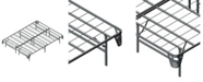 Furniture of America Polosa Queen Bed Frame