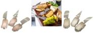 Brasil Home Decor Quartz Cheese Knife Set