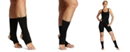 Instaslim InstantFigure Powerful Compression Ankle Sleeves with Exposed Heel and Toes