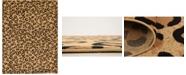 Bridgeport Home Maasai Mss2 Light Brown 9' x 12' Area Rug