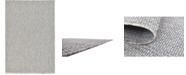 Bridgeport Home Pashio Pas6 Light Gray 4' x 6' Area Rug