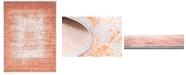 Bridgeport Home Norston Nor3 Terracotta 9' x 12' Area Rug