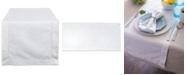 """Design Imports Hemstitch Kitchen Table Runner 14"""" x 108"""""""