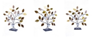 Heather Ann Creations Tree Of Light Lacquered Table Decor