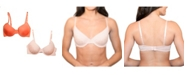 BCBGeneration 2 Pack Mesh And Lace T-Shirt Bra