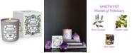 Birthstone Scents Amethyst Candle, 8.5-oz.
