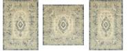 Bridgeport Home Masha Mas5 Beige Area Rug Collection