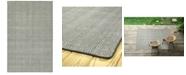 """Kaleen Ziggy ZIG01-75 Gray 5' x 7'6"""" Area Rug"""